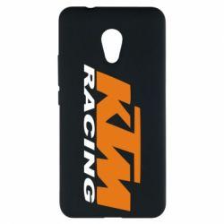 Чохол для Meizu M5s KTM Racing - FatLine