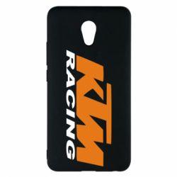 Чохол для Meizu M5 Note KTM Racing - FatLine