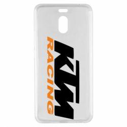 Чохол для Meizu M6 Note KTM Racing - FatLine