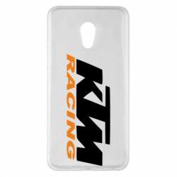 Чохол для Meizu Pro 6 Plus KTM Racing - FatLine