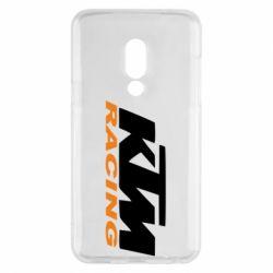Чохол для Meizu 15 KTM Racing - FatLine