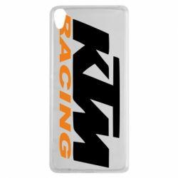 Чохол для Sony Xperia XA KTM Racing - FatLine