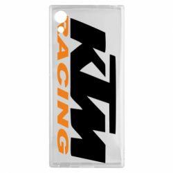 Чохол для Sony Xperia XA1 KTM Racing - FatLine