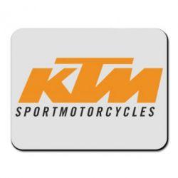 Коврик для мыши KTM Sportmotorcycles - FatLine