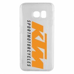 Чохол для Samsung S6 EDGE KTM Sportmotorcycles
