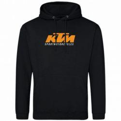Толстовка KTM Sportmotorcycles - FatLine