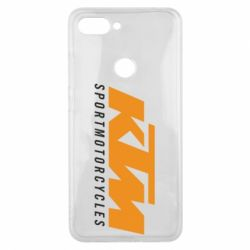 Чохол для Xiaomi Mi8 Lite KTM Sportmotorcycles