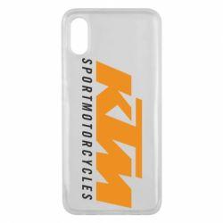 Чохол для Xiaomi Mi8 Pro KTM Sportmotorcycles