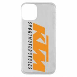 Чохол для iPhone 11 KTM Sportmotorcycles