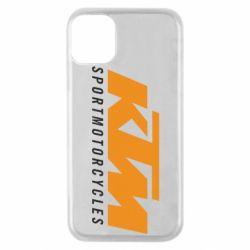 Чохол для iPhone 11 Pro KTM Sportmotorcycles
