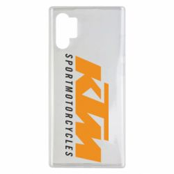 Чохол для Samsung Note 10 Plus KTM Sportmotorcycles