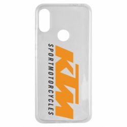 Чехол для Xiaomi Redmi Note 7 KTM Sportmotorcycles
