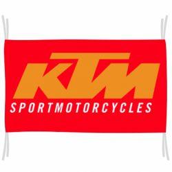 Прапор KTM Sportmotorcycles