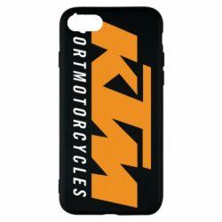 Чохол для iPhone 8 KTM Sportmotorcycles