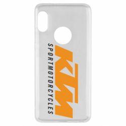 Чехол для Xiaomi Redmi Note 5 KTM Sportmotorcycles