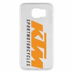 Чохол для Samsung S6 KTM Sportmotorcycles