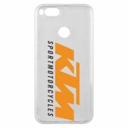 Чохол для Xiaomi Mi A1 KTM Sportmotorcycles
