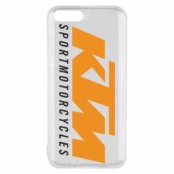 Чохол для Xiaomi Mi6 KTM Sportmotorcycles