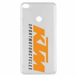 Чохол для Xiaomi Mi Max 2 KTM Sportmotorcycles