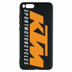 Чохол для Xiaomi Mi Note 3 KTM Sportmotorcycles