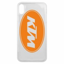 Чохол для iPhone Xs Max KTM