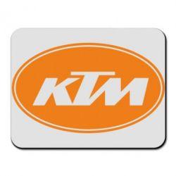 Коврик для мыши KTM - FatLine