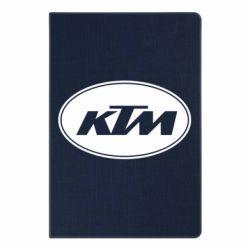 Блокнот А5 KTM