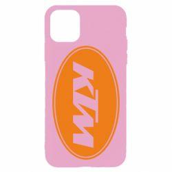Чохол для iPhone 11 Pro Max KTM
