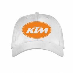 Детская кепка KTM - FatLine