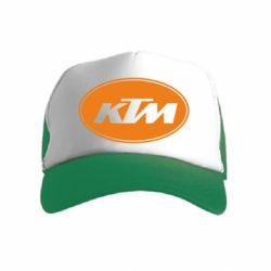 Дитяча кепка-тракер KTM