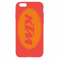 Чохол для iPhone 6/6S KTM