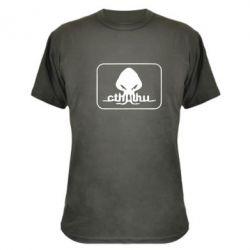 Камуфляжная футболка Ктулху - FatLine