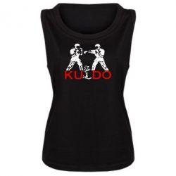 Женская майка Kudo Fight - FatLine