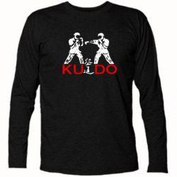 Футболка с длинным рукавом Kudo Fight - FatLine
