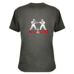 Камуфляжная футболка Kudo Fight - FatLine