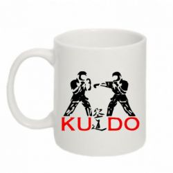 Кружка 320ml Kudo Fight - FatLine