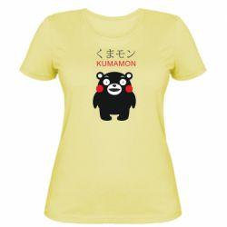 Жіноча футболка Kumamon