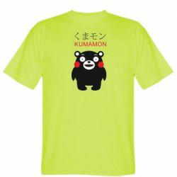 Чоловіча футболка Kumamon