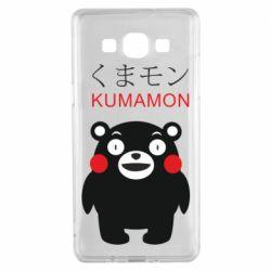 Чохол для Samsung A5 2015 Kumamon