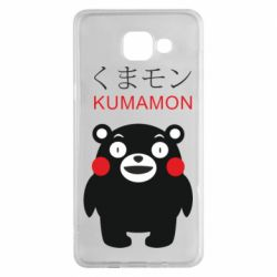 Чохол для Samsung A5 2016 Kumamon