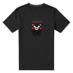 Чоловіча стрейчева футболка Kumamon