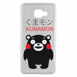 Чохол для Samsung A7 2016 Kumamon