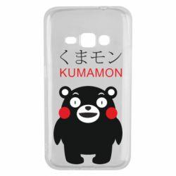 Чохол для Samsung J1 2016 Kumamon