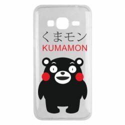 Чохол для Samsung J3 2016 Kumamon