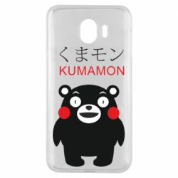 Чохол для Samsung J4 Kumamon