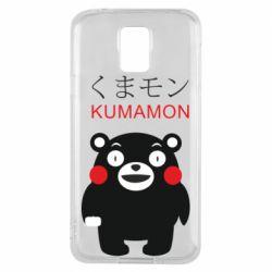Чохол для Samsung S5 Kumamon