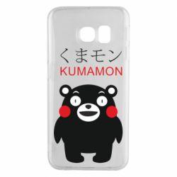 Чохол для Samsung S6 EDGE Kumamon