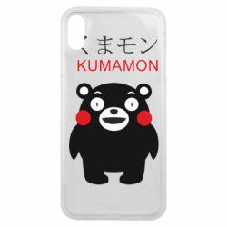 Чохол для iPhone Xs Max Kumamon
