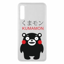 Чохол для Samsung A7 2018 Kumamon
