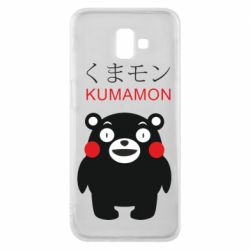 Чохол для Samsung J6 Plus 2018 Kumamon